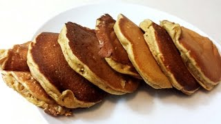 How to Make Quick And Easy Breakfast recipe spicy wheat flour pankcake  Healthy Food