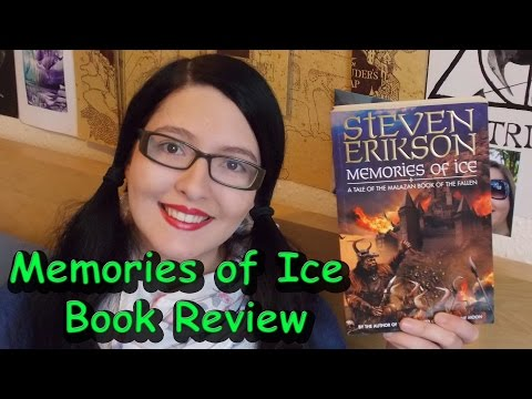 Memories of Ice (review) by Steven Erikson