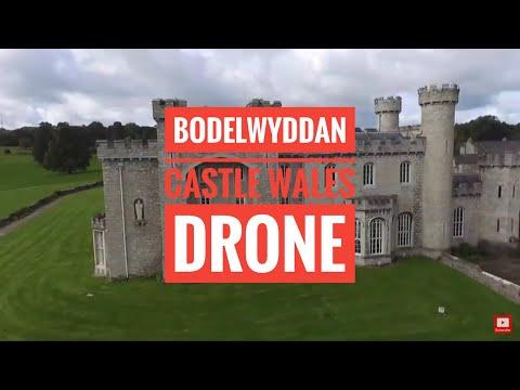 🏰 Bodelwyddan Castle Wales DJI Phantom 3🏰