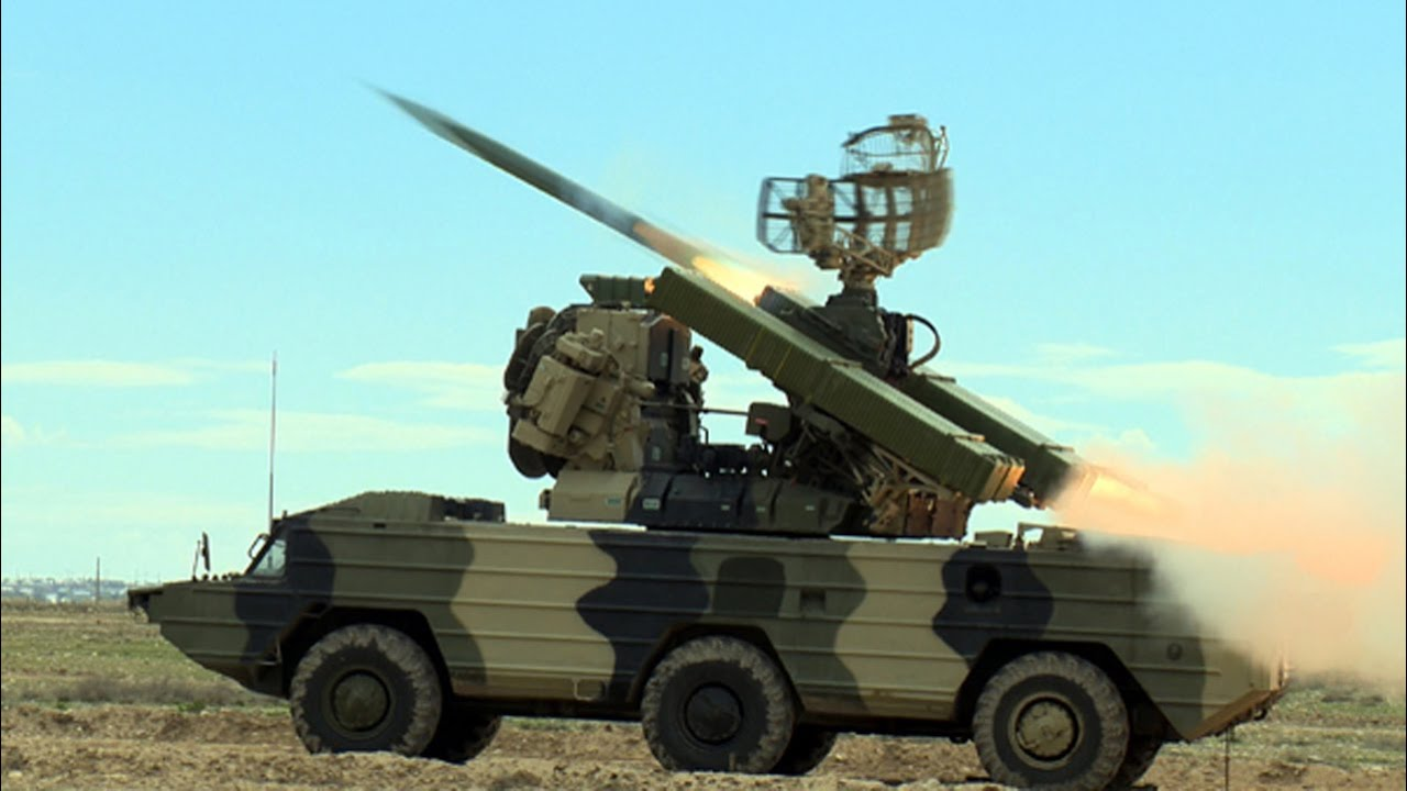 Osa Sam Mobile Defense System - Made In The Ussr