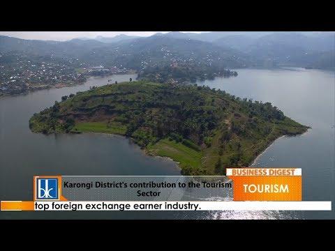 BUSINESS DIGEST Rwanda with DIANA IRIZA(Tourism)