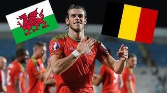 EM 2016 - Wales gegen Belgien - Viertelfinale 2 - Fifa16 Prognose