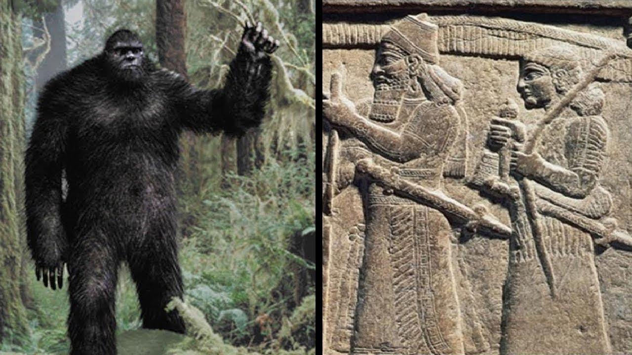 Zagadka Enkidu – czy Sumerowie spotkali nieznany gatunek hominida?