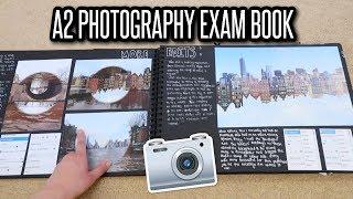 A2 PHOTOGRAPHY EXAM BOOK TALK THROUGH!
