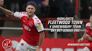Video Fleetwood Town 2-1 Shrewsbury Town | Highlights download MP3, 3GP, MP4, WEBM, AVI, FLV Oktober 2018