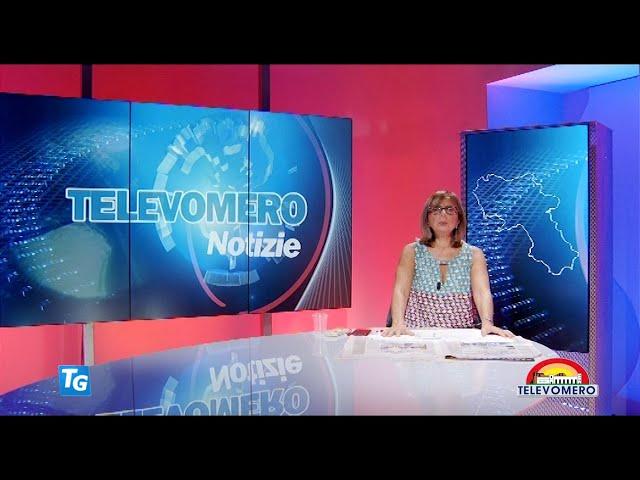 TELEVOMERO NOTIZIE 25 SETTEMBRE 2020 EDIZIONE delle  20 30