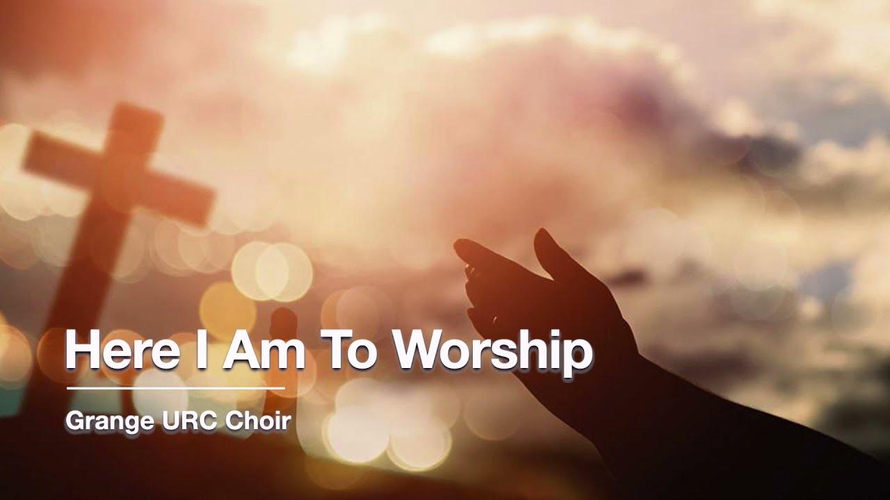 Grange Virtual Choir Last Hymn
