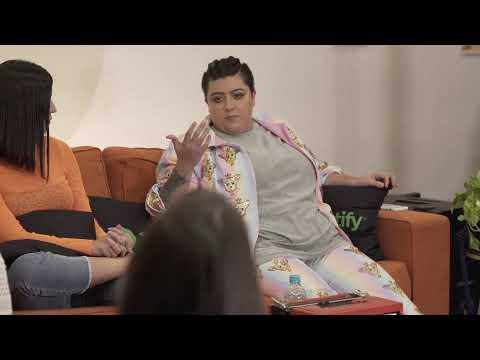 """Ana Vilela -  do Álbum """"Contato"""" - Spotify Escuta As Minas"""