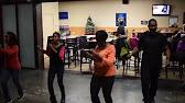 BACKYARD PARTY LINE DANCE 111415