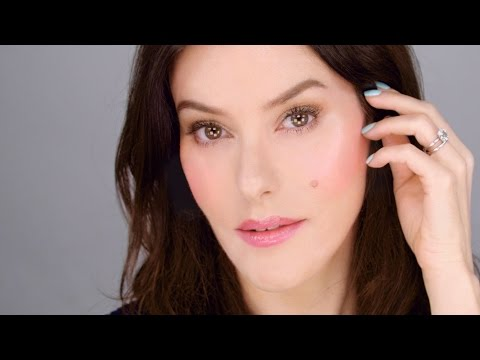 Illuminated Blush Glow - Natural Makeup Look