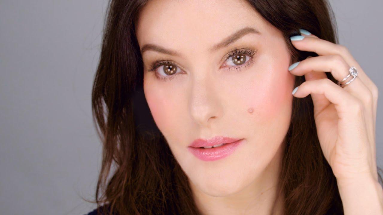 e84a2965 Lisa Eldridge Make Up | Video | Illuminated Blush Glow - Natural Makeup Look