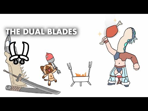 A Crap Guide to Monster Hunter World - Dual Blades