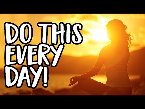 Guided Morning Meditation - 8 Minutes to Start Your Day! ☀️✨