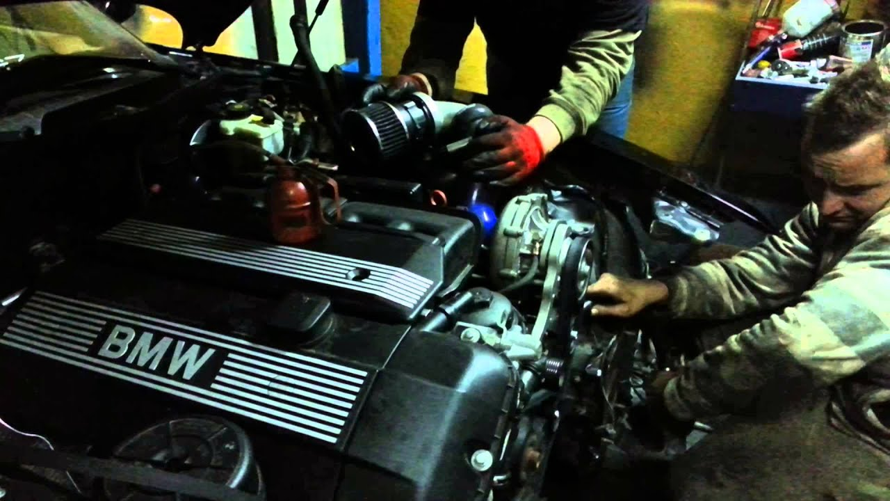 Bmw Z4 3 0 G Power Supercharger First Start Youtube