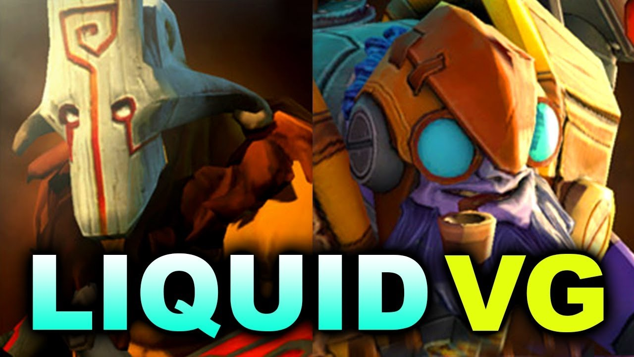 LIQUID vs VG - GAME OF A DAY - ESL KATOWICE MAJOR DOTA 2