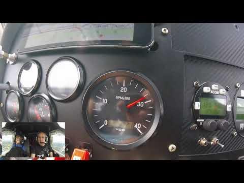HACman mixture controller - Jabiru Rotax fuel saving aircraft engine LOP ROP lean of peak rich