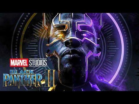 Black Panther 2 Wakanda Forever 2022