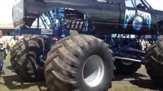 Monster Trucks @ Scorton Fair 2013 - 1