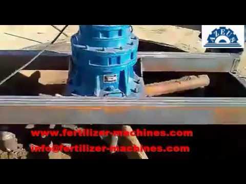 Disc Pan Mixer, Fertilizer Mixer,blender Machine