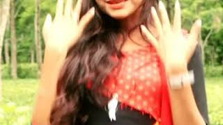 Cute entertainment girl. In Tik tok video