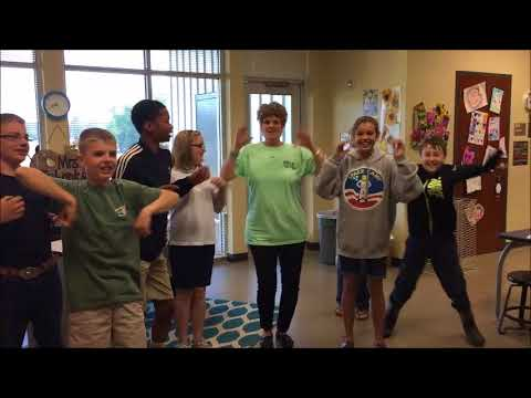 Pataula Charter Academy: Happy Chicken Dance Day From the Purple Den