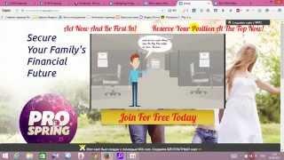 ProSpring. Как передать сайт на Wix своему партнеру.