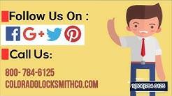 Locksmith Denver Colorado - Car Key Replacement