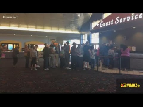 Macon movie theater files for alcohol license