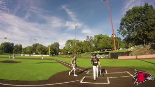 SEMO Baseball | Hawk's Eye View: Take to the diamond for a day of Fall Practice