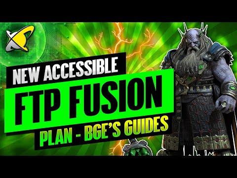 UNDERPRIEST BROGNI FUSION PLAN... Is It Harder !? | BGE's Guides | RAID: Shadow Legends