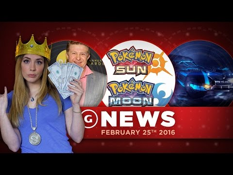 World of Tanks Dev Becomes Billionaire & New Pokemon Sun and Moon Games - GS Daily News