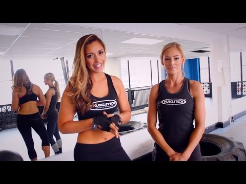 30 Minute Women's Toning Workout With Jenna Webb & Melanie Tillbrook