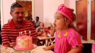 Happy Birthday Julia (American Girl Birthday Party)