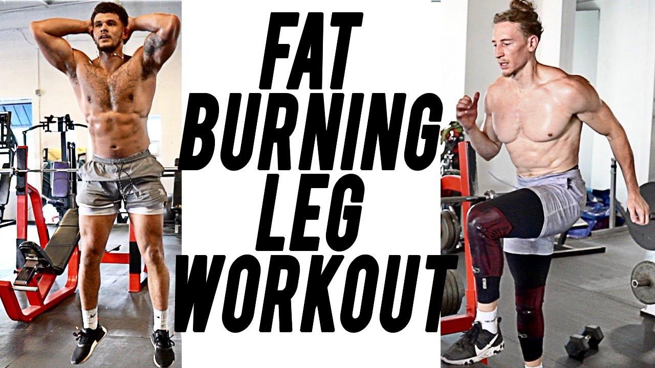 Fat Burning Leg Workout   30 Day Shred!
