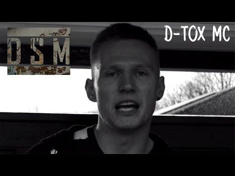 D-TOX Mc | Bars over Beats | DSM