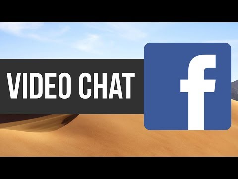 How To Video Chat On Facebook In Mac | MacBook, IMac, Mac Mini, Mac Pro