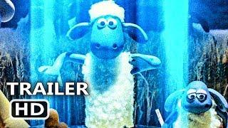 SHAUN THE SHEEP 2 Official Trailer (2019) Animation, Farmageddon Movie HD