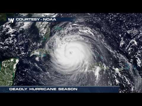 2017 Hurricane Season Thus Far