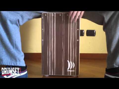Schlagwerk Agile Pro Cappuccino Cajon, test