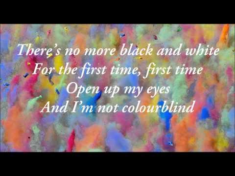Elyar Fox - Colourblind (Lyrics)