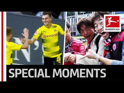 Dortmund Celebration Fail, Crazy Hasebe Fans and More - Matchday 4 Mashup
