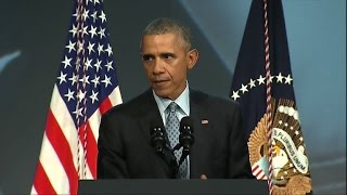 President Obama reaffirms his support for nation's police officers