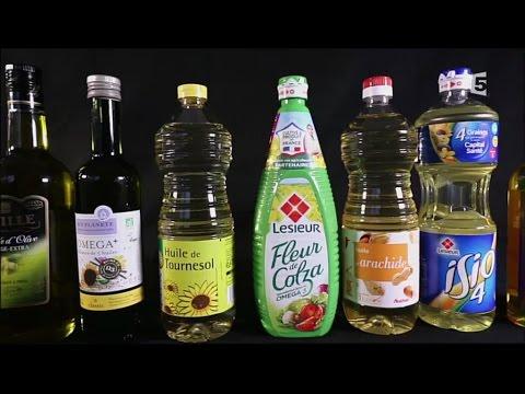 huile vegetale france 5