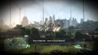 Crysis 3 60FPS 720P cutscene (watch in 720P)