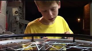 Racing Pedal Car