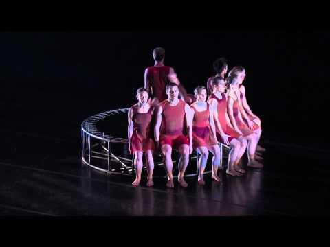BYU's Contemporary Dance Theatre perform Chakra