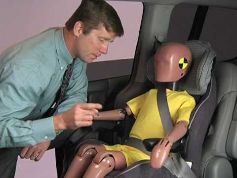 IIHS 2010 Booster Seat Evaluations