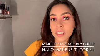 Simple Halo Makeup Tutorial