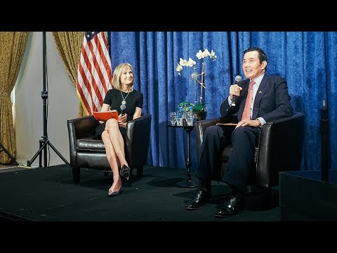 Q&A Discussion: Ma Ying-jeou and Willow Bay