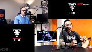 EBI 11: Preview Show - TJ De Santis & Eddie Bravo